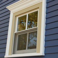 Exterior Window Trim Ideas | 89,366 exterior window trim Home Design Photos