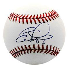 b8fe82ff545 Evan Longoria Autographed Baseball - GA  SportsMemorabilia  TampaBayRays   SweetSpot