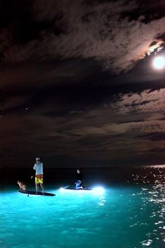 Ultimate full moon SUP! - Make sure you have proper lighting on your board or sup showing 360 degrees!