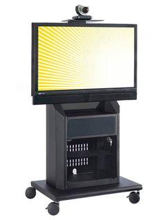 Muebles metálicos para video conferencia