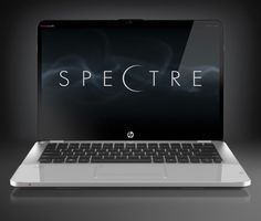 New HP Spectre--- Beautiful & Powerful