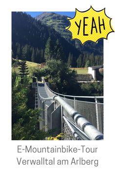 Insgesamt bietet St. Anton am Arlberg ein Mountainbike-Streckennetz mit ca. 350 Kilometern. Und egal ob Alm oder Hütte – mit dem E-Bike komme ich (fast) überall hin. Probier es aus. Mir hat die Tour ins Verwalltal sehr viel Spaß gemacht. Vor allem im Herbst, wenn es nicht mehr so heiß ist, ist St. Anton am Arlberg ein perfektes Reiseziel für einen kleinen ein Bike-Urlaub in den Bergen.