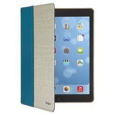 [CATALOGUE MOBILITE MAI 2014] Vustyle: Etui ajusté et élégant pour votre iPad Air Twill résistant et simili-cuir, doublure intérieure douce. Multiples angles de vision, position de frappe confortable. Rangements discrets pour cartes de crédit et porte-stylet. Solide fermeture. Réf. TH Z342EU - iPad Air - Noir | Réf. TH Z34201EU - iPad Air - Marron | Réf. TH Z34203EU - iPad Air - Bleu http://www.exertisbanquemagnetique.fr/info-marque/targus #Targus #Etui #iPad