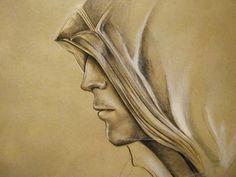 Altair sketch by xCoffeeAddict.deviantart.com on @deviantART