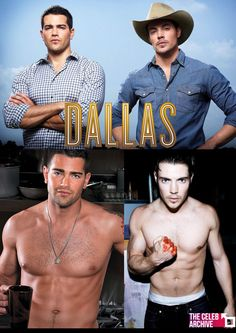 Who has the best character in Dallas?  1. Jesse Metcalfe (Christopher Ewing) 2. Josh Henderson (John Ross)  Let's vote & join our gallery > www.thecelebarchive.net
