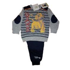 Pigiama con Simba della Disney. Pajamas with Simba Disney
