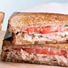 Turkey & Tomato Panini Recipe