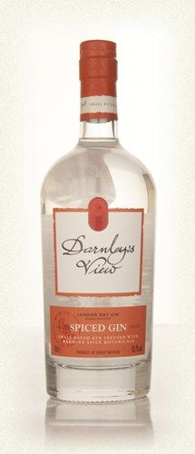Wemyss Malts Branded Whisky And Gin > Darnley's View Spiced Gin Darnley's View Spiced Gin (70cl, 42.7%)