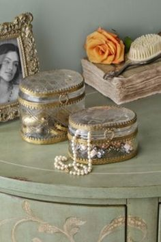 Oval Filigree Box from Soft Surroundings