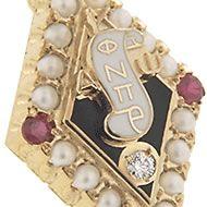 Kappa Alpha Psi  16 Pearls, 4 Rubies, and a Diamond