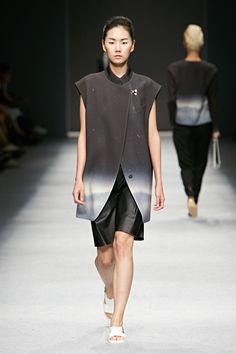 CRES. E DIM. SS14 SHOW @ SEOUL FASHION WEEK
