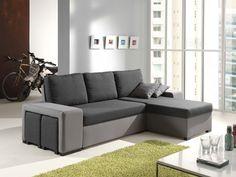 LOSSA - Lossa is onze erg comfortabele salon die u bovendien 's nachts kunt transformeren tot een gezellige bedcanapé | Meubelen Crack