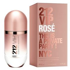 Carolina Herrera 212 VIP Rose 2014 Collection Eau De Parfum EDP 1.7 oz 50ml
