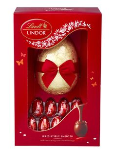 Best 10 Easter eggs - Lindt -yummy