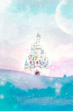 #fondos #celular #castle #castillo #princess #princesa #pink #wallpaper #iphone #chicas #girls #mujeres