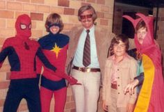 Stan Lee '70s Convention Pic.