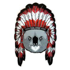 Mint Headdress Logo Sticker Pack – Coalatree