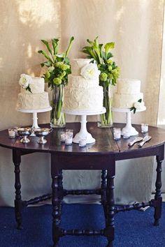 Consider multiple cakes?