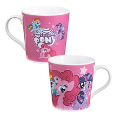 My Little Pony Friendship is Magic 12 oz. Ceramic Mug #VandorLLC
