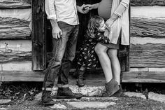 Nashville Family Photographer | Tausha Ann Photography | Ellington Agricultural Center | Maternity Photos | Inspiration | Maternity Photographer | Tennessee Phtographer | Lifestyle Photography | Black and White | Mom + Dad + Daughter | Toddler