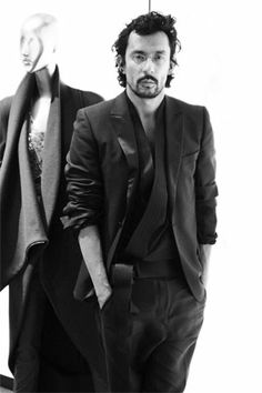 :: FASHION :: New York based Haider Ackermann - Ready to Wear #fashion