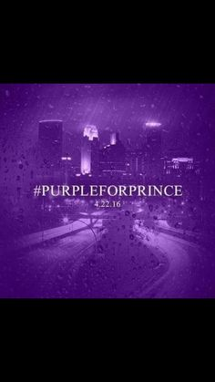 News about #PurpleForPrince on Twitter