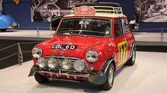 Mini Cooper S (Monte Carlo 1967 Rally winner)