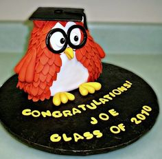 Image detail for -Owl cakes