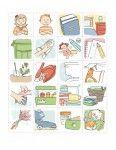 Предлагаем вам бесплатно скачать изображения для создания визуального расписания. Создайте вместе с ребенком… Activities For Kids, Crafts For Kids, Diy Crafts, File Folder Games, Family Organizer, Behavior Management, Aba, Kids And Parenting, Autism