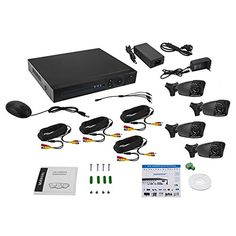 Special Offers - IPS DVR Kits with 4 1080P Waterproof Security Cameras Outdoor Indoor Home Security Systems NO Hard DriveIR-CUT CCTV Bullet Surveillance Camera IPS-K4A2 - In stock & Free Shipping. You can save more money! Check It (September 26 2016 at 08:57PM) >> http://smokealarmusa.net/ips-dvr-kits-with-4-1080p-waterproof-security-cameras-outdoor-indoor-home-security-systems-no-hard-driveir-cut-cctv-bullet-surveillance-camera-ips-k4a2/