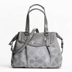 ASHLEY DOTTED OP ART SHOULDER BAG I love their sale prices, I need your email address to join. this is the ONLY OFFICIAL COACH SITE, direct from their warehouse