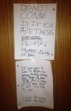 Kids Say the Darndest Things (24 Pics) | Pleated-Jeans.com