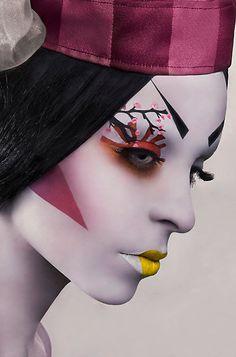Sakura Sunrise ~ by Otilee  Hair News Network   All Hair. All The Time.  http://www.HairNewsNetwork.com