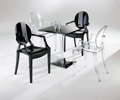 Best louis ghost by kartell images philippe starck chairs