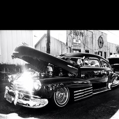'48 Chevy Fleetline. I'll have one, one day...Dream car