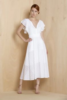 Yes To The Dress, I Dress, Estilo Kate Middleton, Pretty White Dresses, Frock For Women, Classic Outfits, Frocks, Casual Dresses, Style Inspiration