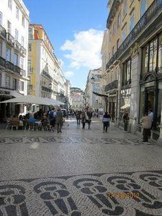 lisboa chiado portugal