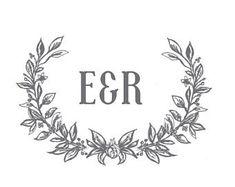 Custom bespoke monogram logo by Appleberry Atelier Crests, Monogram Logo, Monograms, Wedding Stationery, Bespoke, Illustrators, Trending Outfits, Unique Jewelry, Handmade Gifts