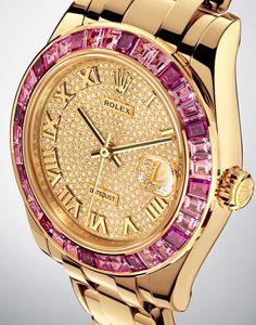 New Rolex Datejust Pearlmaster 2014