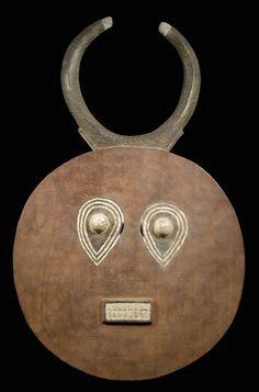 Baule Mask, Ivory Coast.