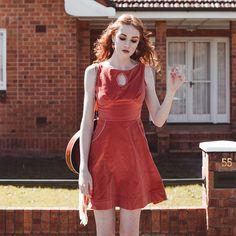 Miss Lamington Dress by alicenightingale
