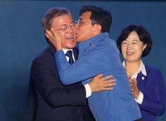 Moon Jae-in fue elegido como nuevo presidente de Corea del Sur y al día siguiente PSY sacó un nuevo disco. ¿Casualidad?