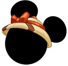 Safari Minnie head