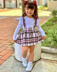 s Clothing Children' Cute Little Girls Outfits, Kids Outfits Girls, Toddler Girl Outfits, Baby Outfits, Little Girl Dresses, African Dresses For Kids, Toddler Girl Dresses, Kids Dress Wear, Girls Frock Design