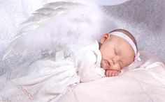 Cute-Baby-Photos - Definitely a little angel. Cute Baby Photos, Baby Pictures, Funny Pictures, Baby Engel Tattoo, Funny Babies, Cute Babies, Funny Puppies, Baby Singing, I Believe In Angels