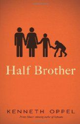 The Teen Book Club will meet on Thursday, April 4 at 5pm to discuss Half Brother by Kenneth Oppel. New members are welcome!