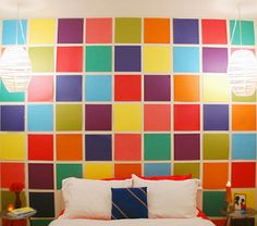 Your room is about to go from ordinary to extraordinary with the help of paper crafts for kids. The Paint-Free Mosaic Mural is the easiest and most budget-friendly way to decorate a room.