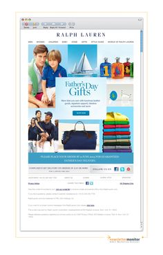 Brand: Ralph Lauren | Subject: Our Favourite Gifts For Father's Day