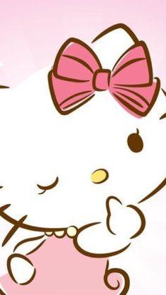 Hello Kitty Wallpaper Size iPhone 5S Hello Kitty Iphone Wallpaper, Hello Kitty Backgrounds, Sanrio Wallpaper, Cute Wallpaper Backgrounds, Cellphone Wallpaper, Cute Wallpapers, Wallpaper Size, Little Twin Stars, Hello Kitty My Melody
