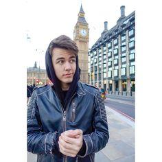 I really like you  #London #BigBen #TeamAxlek